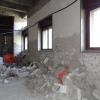 Stato dei lavori nella Sala Mensa