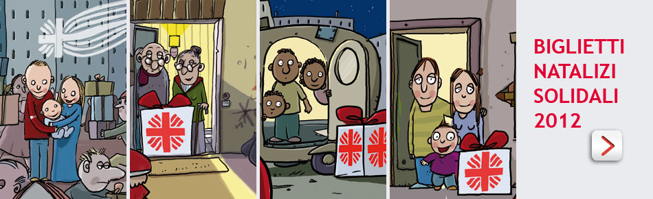 Anticipa il Natale 2012
