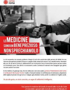 farmaci per caritas
