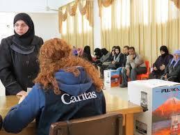 Gli operatori Caritas tra i profughi siriani del Libano