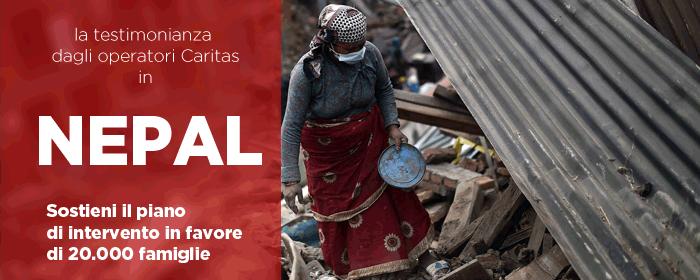Nepal, la testimonianza dagli operatori Caritas
