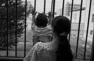 Rebibbia  Carcere Femminile.Rebibbia Prison Women