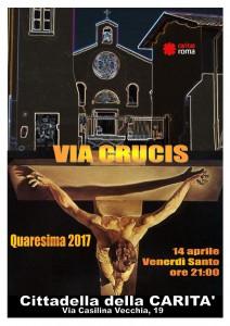 manifesto Via Crucis