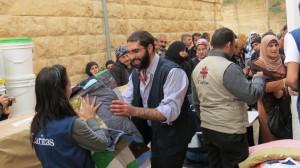 Foto aiuti Siria