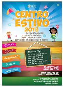 Centro_Estivo_Venafro_locandina2018