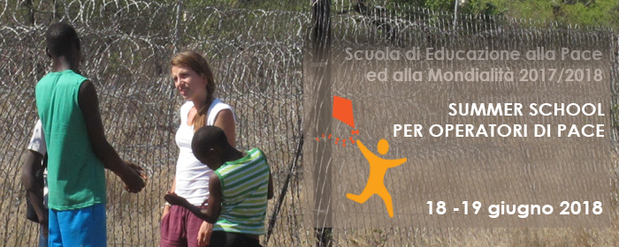 Summer School per Operatori di Pace