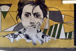 Street Art al Santa Maria della Pietà