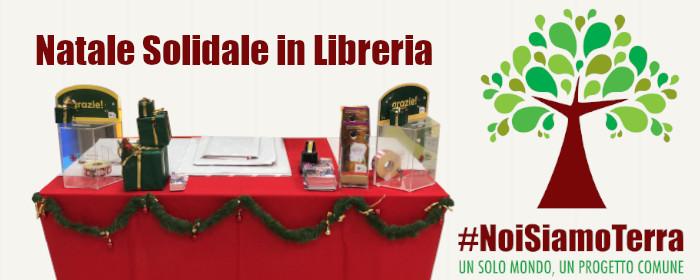Natale Solidale in Libreria 2019